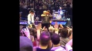 Bruce Springsteen dances with 88-year-old woman during Toronto concert