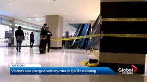 Police charge 19-year-old Toronto man in connection to fatal PATH stabbing