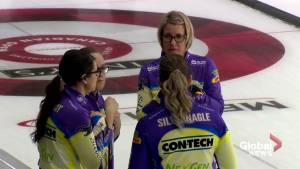 New lineup a hit as Team Silvernagle eyes provincial curling crown