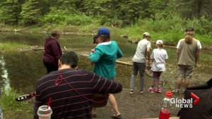 Camp counsels kids on overcoming social fears