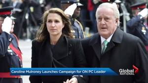 Caroline Mulroney launches campaign to become Ontario PC leader
