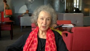 Margaret Atwood says Trump win boosted sales of her dystopian classic