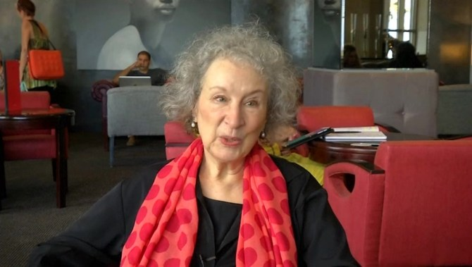 totalitarian society in margaret atwood s the Sexual oppression and religious extremism in margaret atwood's history to achieve the power of surveillance and govern the society in a totalitarian manner.