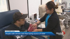 Future of chronic pain therapy in Ontario in question