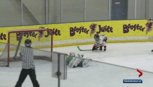 Highlights from Calgary's Mavericks Novice Spring Classic Hockey Tournament