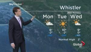 BC Evening Weather Forecast: Feb 7