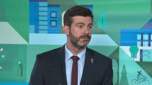 Edmonton mayor's message to taxpayers after contract with Thales terminated