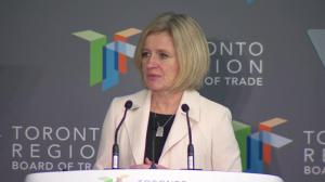 'Canada willfully holds Alberta's economy hostage': Rachel Notley