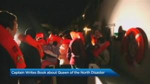 Queen of the North captain discusses fateful night