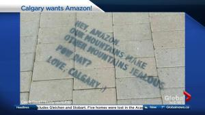 Calgary Economic Development launches campaign to woo Amazon
