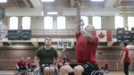 Retired Corporal Mathew Belear is heading to Australia to compete in the Invictus Games