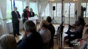 Play video: Quebec announces new flood victim compensation measures