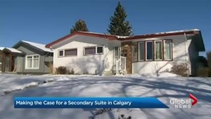 Calgary mulls new rules for secondary suites
