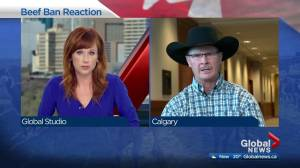 Canadian Cattleman's Association on British university's beef ban