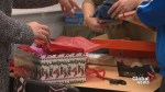 Holiday shoeboxes full of gifts and hope delivered to remote First Nations reserves