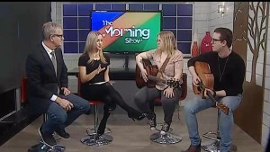 Hillary Dumoulin, local musician launches CD release at The Red Dog