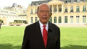 Wilbur Ross on steel tariffs: Countries 'will get over this in due course'