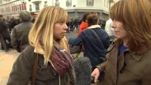 Paris residents comment on terrorist attacks