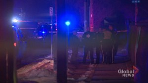 Man shot by Calgary police in Bridgeland tried to rob undercover officer at knifepoint: sources