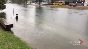 Minden braces for severe flooding