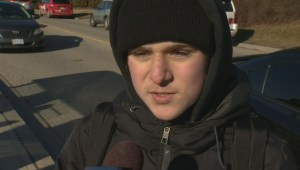 Pickering school stabbing: 'It's not a very good day today'