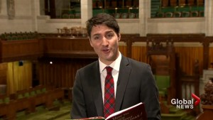 A special Christmas story from MPs on Parliament Hill