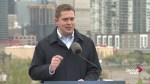 Andrew Scheer outlines his 'energy corridor' idea