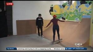 Second indoor skate park now open in Peterborough