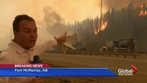 Looking back at a dramatic week in Fort McMurray