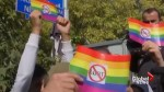 First ever Pride parade held in Kosovo