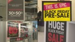 Winnipeggers exploring options to take advantage of Black Friday sales