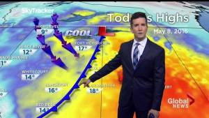 Weather relief on the way for Alberta