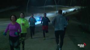 Edmonton's November Project features free fitness and friendship