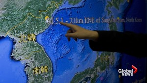 Tunnel collapse at North Korea nuclear test site last month reportedly killed 200