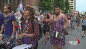 Trans March highlights discrimination from within the gay and lesbian community