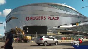 What will opening of Rogers Place mean for those who live and work downtown Edmonton?