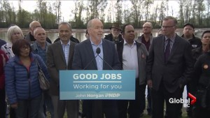 NDP under attack for union financing