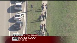 Local reporter shares first-hand account of scene at Florida school
