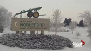Nobleford ranked most sustainable municipality in Alberta: report