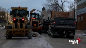 Cold winter proving to be costly for southern Alberta municipalities