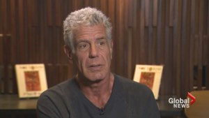 One-on-one with  Jeff McArthur and Anthony Bourdain