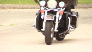 Southern Manitoba Harley Owners Group holds annual toy ride