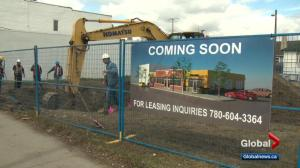New development rises from the ashes on Alberta Avenue