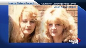 Lethbridge sisters missing for more than 30 years found alive and living in the U.S.