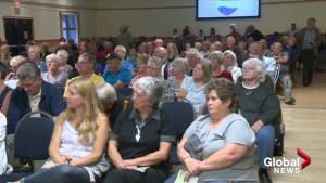 Town hall held over crime concerns in West Kelowna (01:17)
