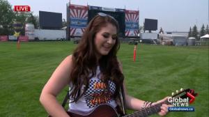 Local artist set to hit the stage at Country Thunder