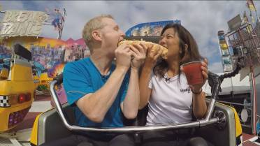 Sophie and Squire's wild ride at the PNE: We want your ideas