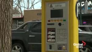 City of Lethbridge fielding less complaints about new downtown parking kiosks