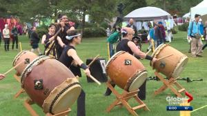 Edmonton Heritage Festival gets underway at Hawrelak Park