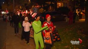 Safe Halloween trick-or-treating tips